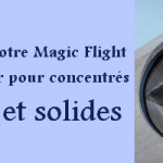 adaptateur magic flight pour concentrés