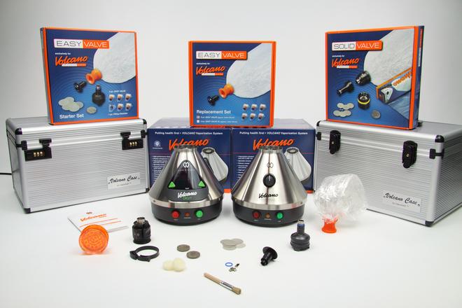 volcano storz & bicket et accessoires
